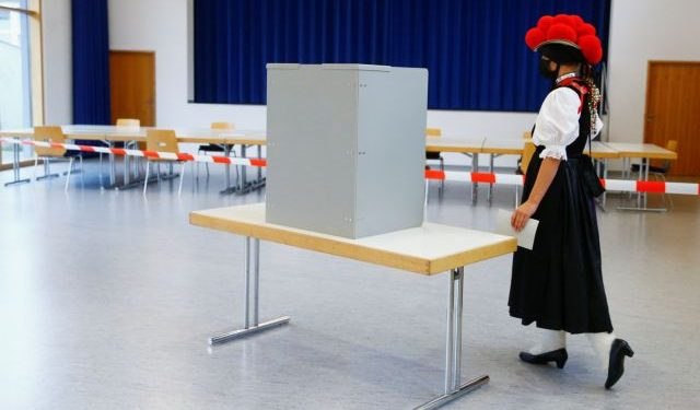Germany goes to the polls in the German federal elections